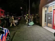 Briefje op matras bij brandje bij Wageningse flat: 'Denk aan Arnhem'