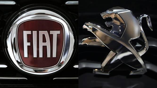 Italië overweegt staatsbelang in fusiebedrijf Fiat Chrysler en Peugeot