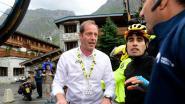 """Tour-baas Prudhomme blikt tevreden terug: """"Was mijn mooiste Ronde als directeur, vol emoties"""""""