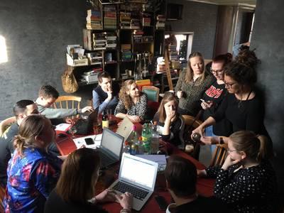 Eerste editie Zundertse Dorpsquiz daverend succes: 'Echt super'