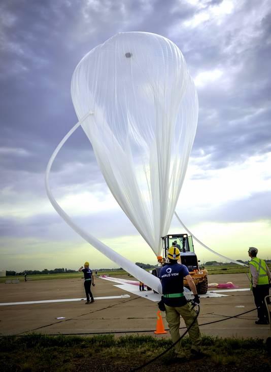 Een testballon van World View Enterprises