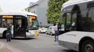 Koppige buschauffeurs week geschorst