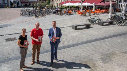 """Stad pakt uit met nieuwe toeristische gids: """"Bezoekers uit heel België lokken"""""""