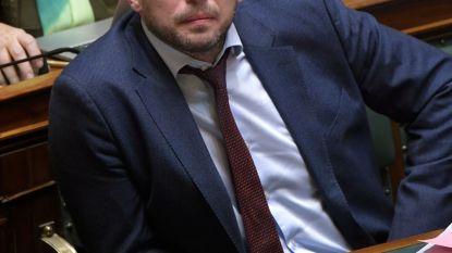 Theo Francken is asielstroom Georgiërs en Albanezen beu