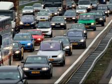 File op de A2 bij Eindhoven opgelost, weg weer vrij