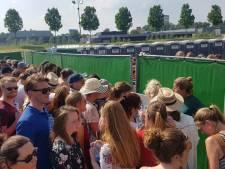 'Overlast in buurt door grote evenementen Down Under'