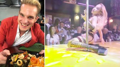 """Belgische sterrenchef ging naar Thailand """"om God te zoeken"""". Nu is hij manager van stripclub"""