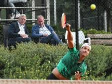 Eleveld strandt in tweede ronde Future-toernooi Oldenzaal