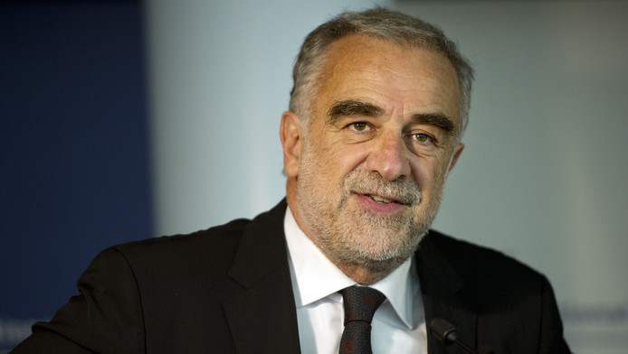 Hoofdaanklager Luis Moreno-Ocampo. © ANP