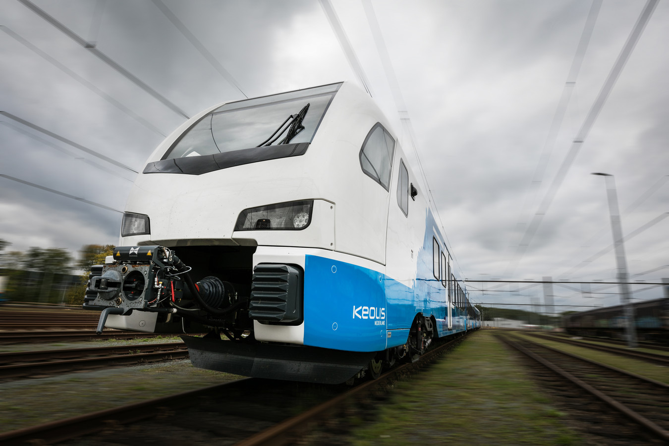 In opdracht van Keolis/Twents wordt onderzoek verricht naar de haalbaarheid van een kleinschalige vervoersdienst in Oldenzaal, waarbij uitsluitend op basis van reservering een rit kan worden gemaakt.
