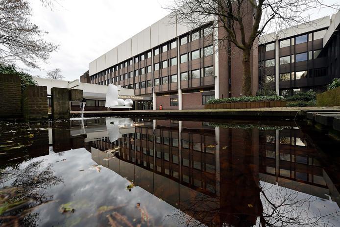 Stadskantoor  van de gemeente Roosendaal aan het Stadserf.