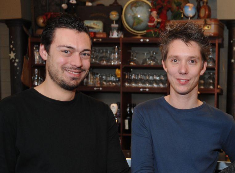 Sven Van Exterghem en Kevin Mackel sluiten De Blauwe Schuit in Leuven, maar gaan op zoek naar een nieuwe locatie.