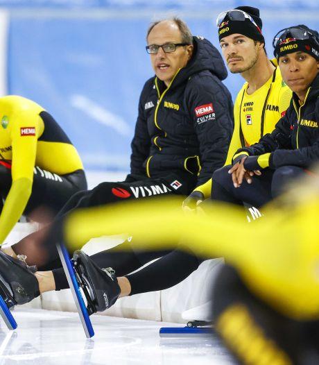 Coach Orie: 'Schaatsbubbel in Heerenveen vrijwel zeker'