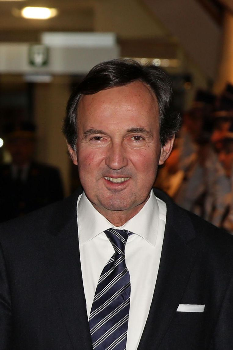Burgemeester Dirk Pieters (CD&V).