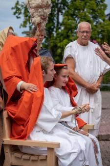 Rare jongens die Romeinen, ook op de bruiloft, blijkt in Elst