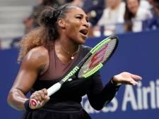 Osaka wint US Open na surreële finale tegen furieuze Williams