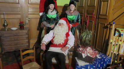 Kerstman logeert twee dagen in stadhuis