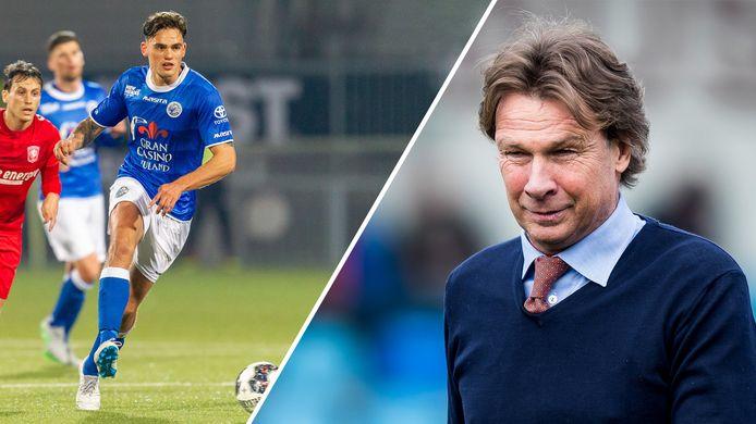 Hans Kraay verwacht voor FC Den Bosch weer een overwinning.