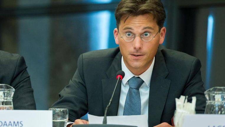 Volgens Jasper Daams, de directeur van het veiligheidsplatform, is veiligheid onderdeel van een levend proces Beeld ANP