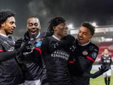 LIVE | PSV slaat direct na rust genadeloos toe: Malen en Madueke scoren
