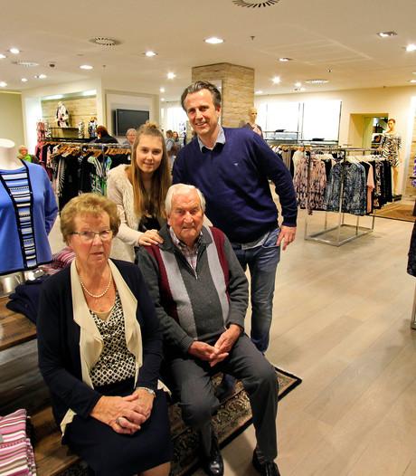 De vierde generatie bij Van Gastel Mode staat klaar