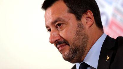 Italiaanse regeringspartij laat militanten stemmen over lot van vicepremier Salvini