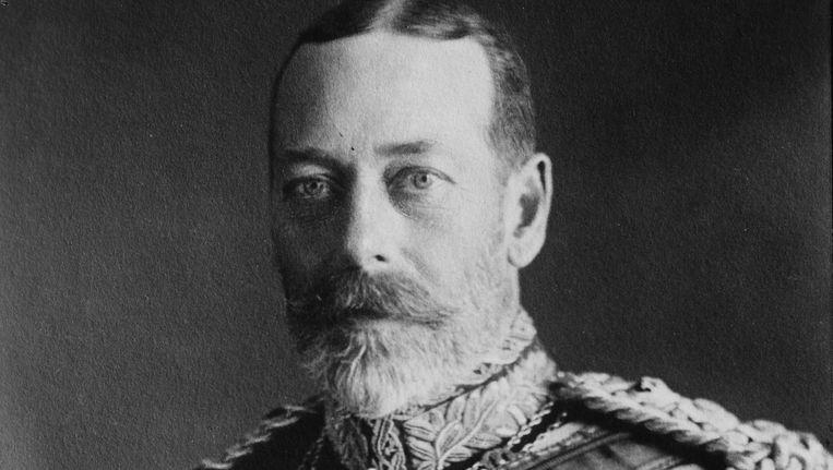 Koning George V (1865-1936)