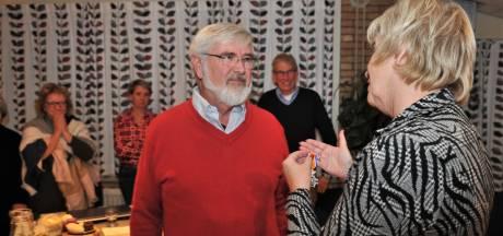 Koninklijke onderscheiding voor sportieve vrijwilliger Jaap Roorda van Onder Ons