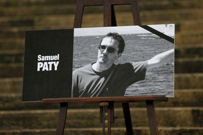 Samuel Paty.