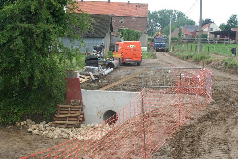 In Vlaanderen is bijna een half miljoen huizen nog altijd niet aangesloten op de riolering.