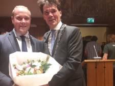 Afscheid Thierry Aartsen van Bredase raad met deuntje van John de Bever