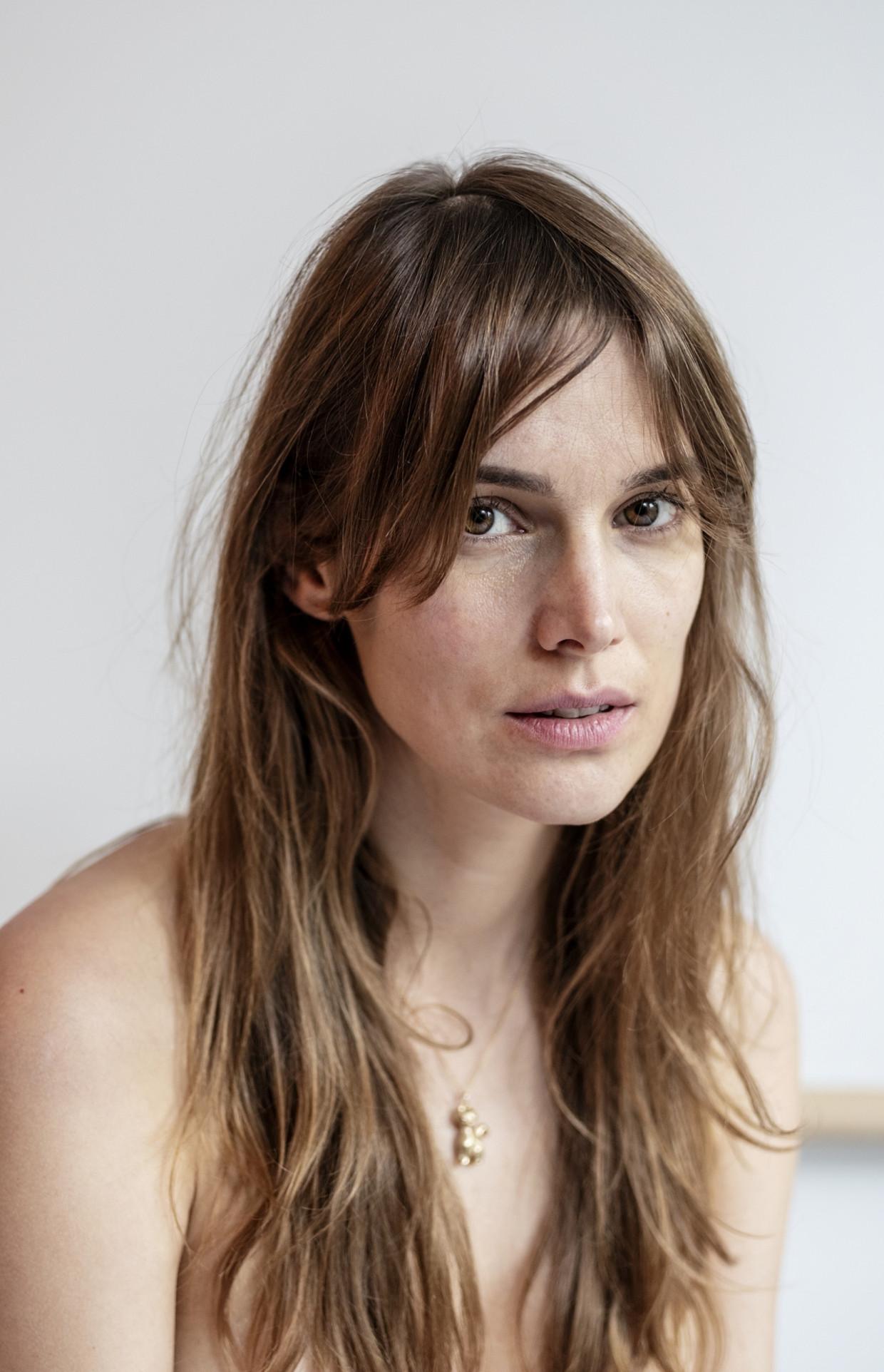 Videomaker Lize Korpershoek heeft nooit zin in seks