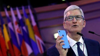 Apple-topman krijgt recordbonus van 12 miljoen dollar
