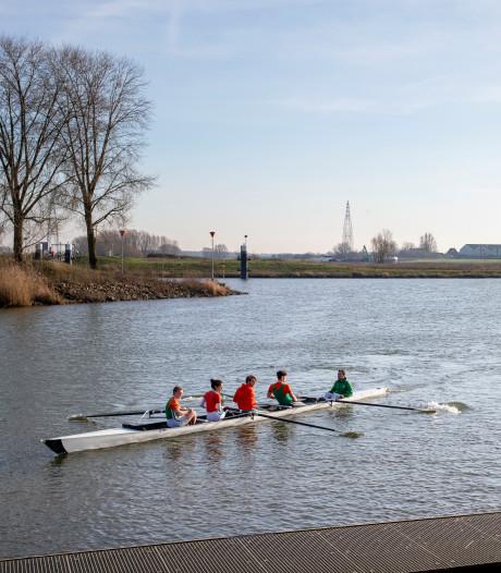 Roeiers Argo willen de voormalige roeiregatta van Wageningen weer nieuw leven inblazen