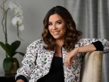 Eva Longoria (43) bevallen van zoontje Santiago