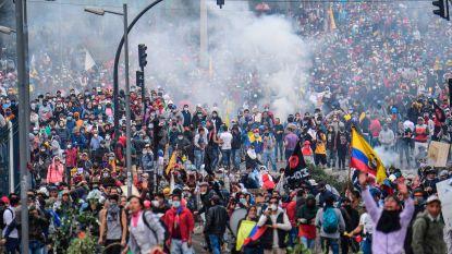President Ecuador wil gesprek demonstranten na tien dagen van protesten
