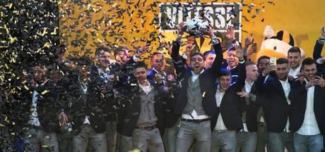 Vitesse bij de 10 kandidaten voor Arnhemse Sport-Ster
