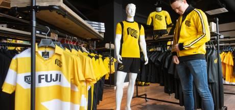 NAC vindt in barre tijden troost in historische shirts