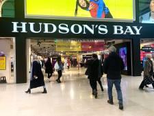 Hudson's Bay schikt met vastgoedverhuurder