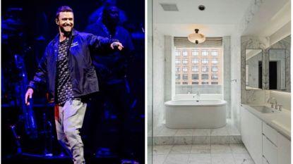 BINNENKIJKEN. Justin Timberlake verkoopt appartement in SoHo voor 5,65 miljoen