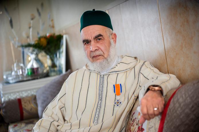 """Mohammed El Barnichi: ,,Dit lintje is niet voor mij, maar voor alle Bosschenaren."""""""