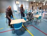 1,5 meter? Scholen in Arnhem improviseren wel weer