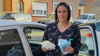 Dieven gaan aan de haal met mondmaskers, handschoenen en handgel uit auto van zorgkundige