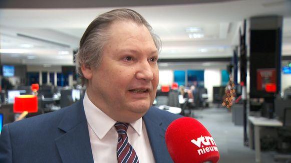 VTM-expert Paul D'Hoore