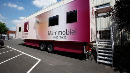 Mammobiel houdt halt op Marktplein