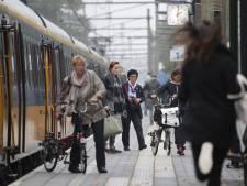 Opvallende stijging: bijna de helft meer treinreizigers op station Wijhe