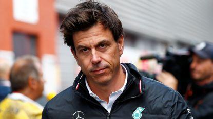 """Mercedes als enige gekant tegen sprintrace met omgekeerde startopstelling"""