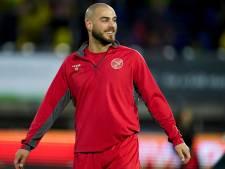 46 dagen na meer dan drie jaar lange blessure kan fitte Boymans wéér niet voetballen