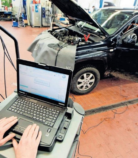 Automobilisten laten sjoemelsoftware zitten