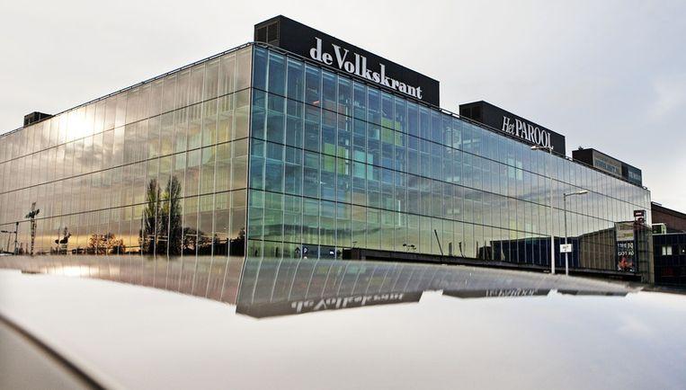 De Persgroep Nederland wil zich meer richten op de dagbladen die het bedrijf uitgeeft. Foto ANP Beeld